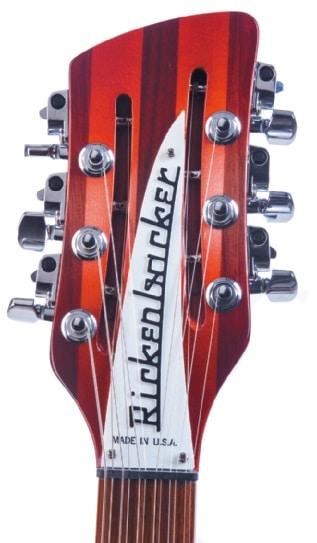 Rickenbacker-Platte