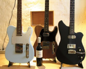 Saitenreiter – Custom Made Guitars aus Berlin