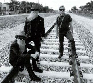 Die Blues-Rock-Band ZZ Top!