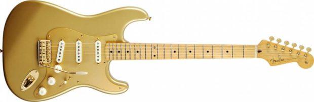 Fender Gold Stratocaster