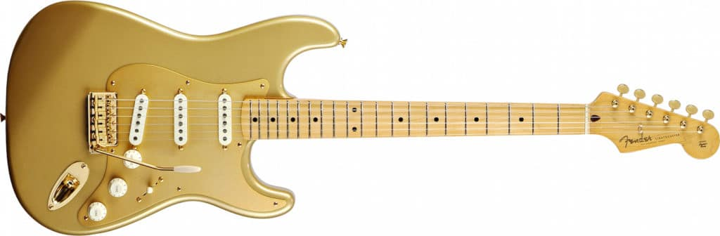 Eine 50th Anniv. Golden Strat