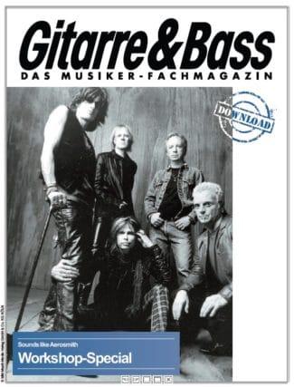 Aerosmith Workshop Cover