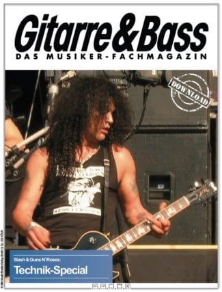 Slash Technik Special Cover