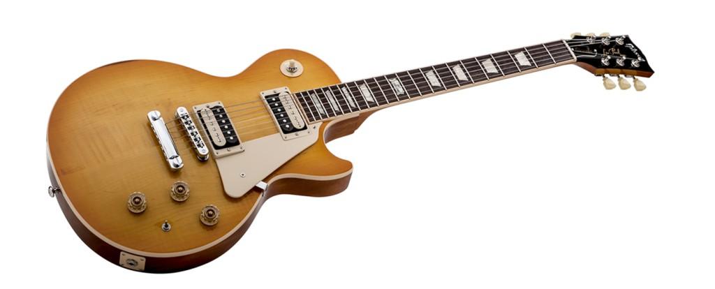 Les Paul Tenon neck Hals Ersatz für Gibson Gitarrenbau mit Block inlays