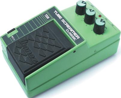 TS-10 tube screamer