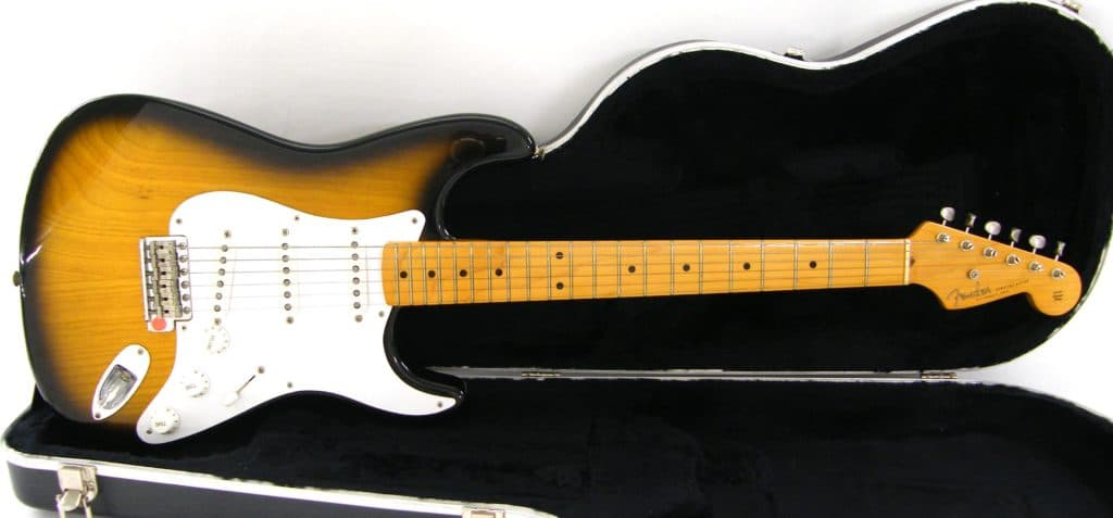 Fender 40th Anniversary Strat