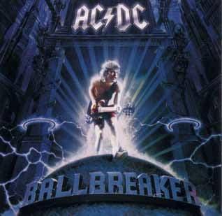 Ballbreaker von ACDC