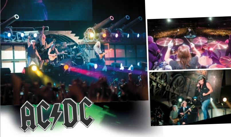 ACDC on Tour