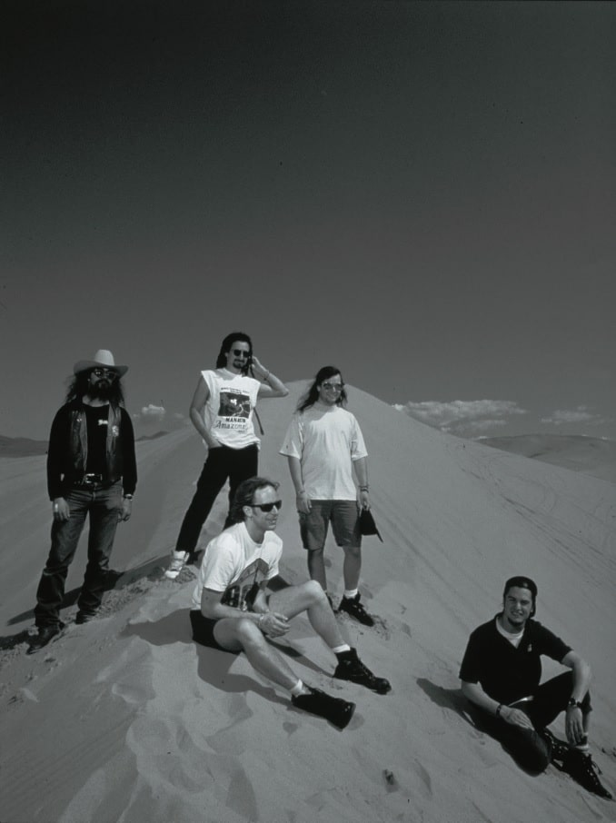 Faith No More desert
