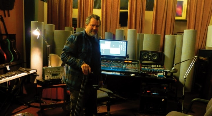 Faith No More studio