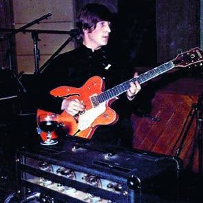 Gretsch Nashville und Vox UL 1966