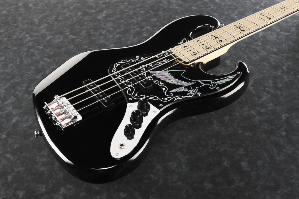 Ibanez Black Eagle Bass