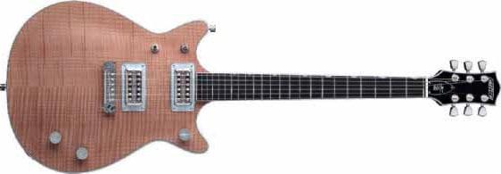 Braune Grtesch Gitarre