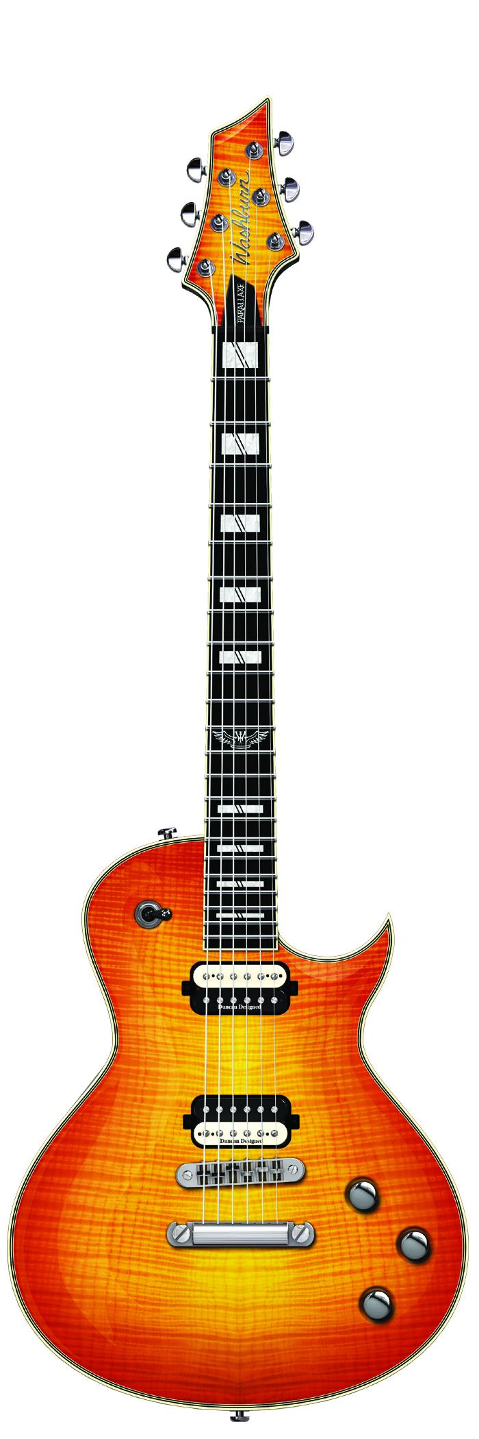 Washburn Gitarren   GITARRE & BASS