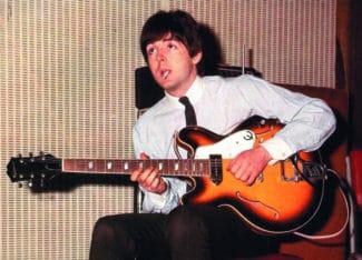 Paul der Gitarrist