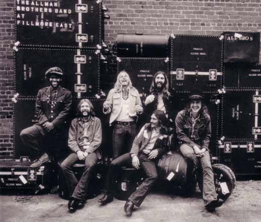 Allman Brothers Cover