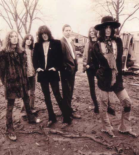 THE BLACK CROWES Cover