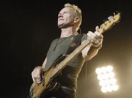 Sting mit Bass