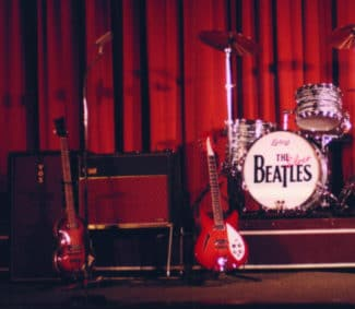 Beatles-Equipment