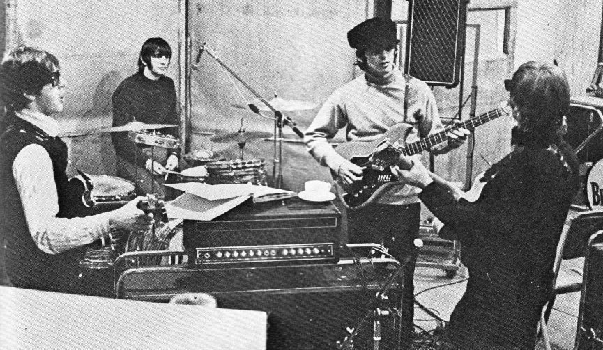 Experimente mit ,Paperback Writer'