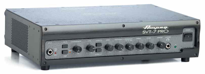 Endstufe Ampeg SVT-7 Pro