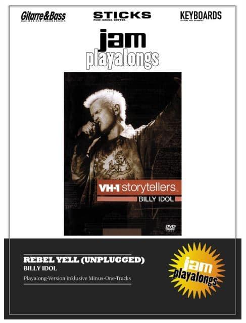 billy-idol-rebel-yell-unplugged