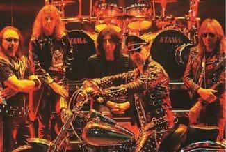 Judas Priest auf der Bühne