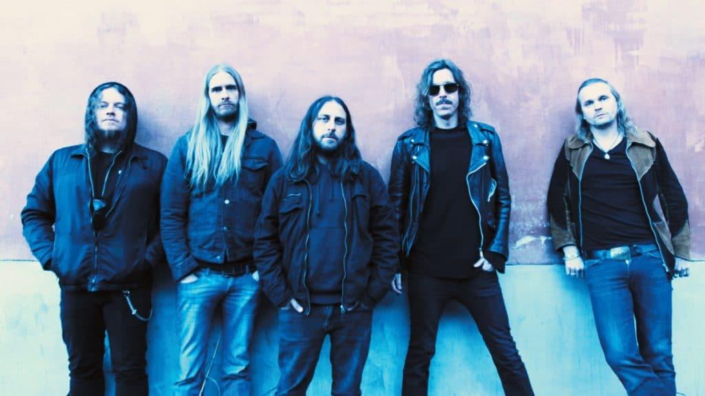 Opeth Bandfoto 1