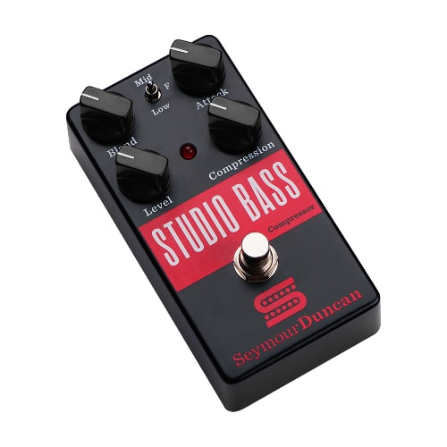 Duncan Studio Bass Compressor