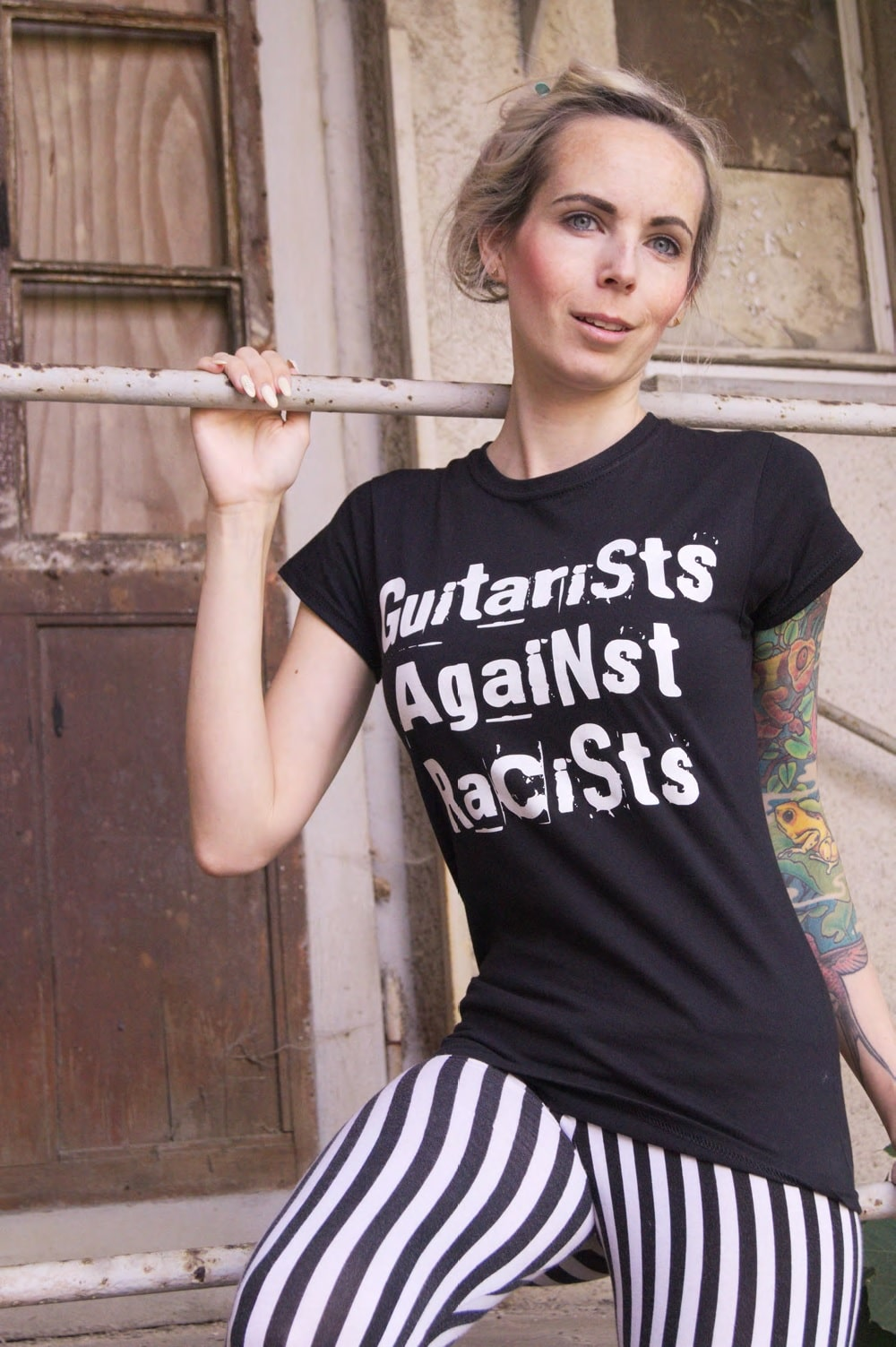 Guitarists against Racists 2