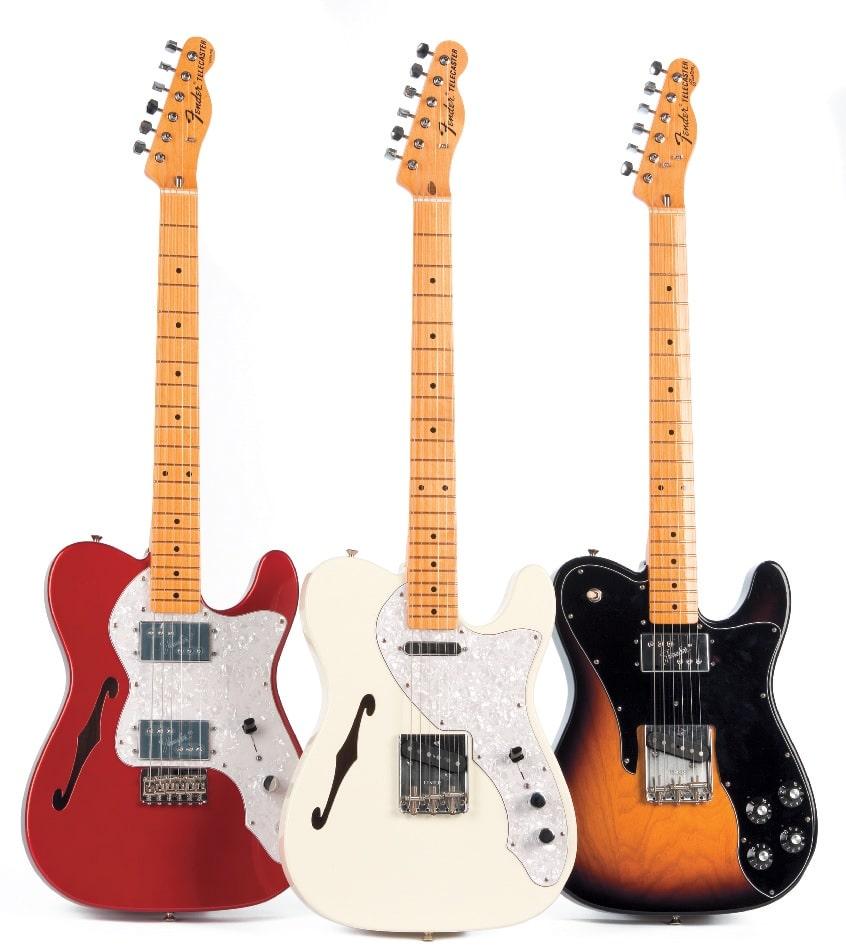 Fender Telecaster: Alles über den E-Gitarren-Klassiker