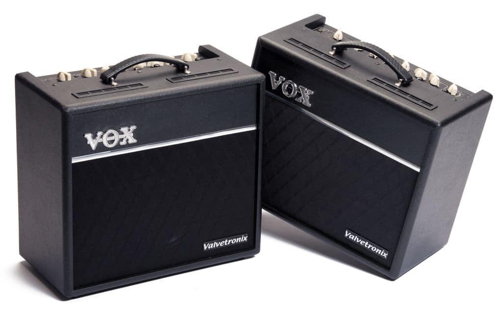 VOX Valvetronix VT20+ & VT40+_03, Draufsicht