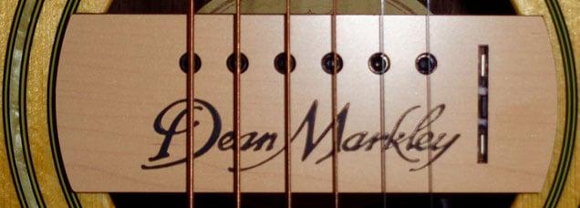 Dean Markley Tonabnehmer