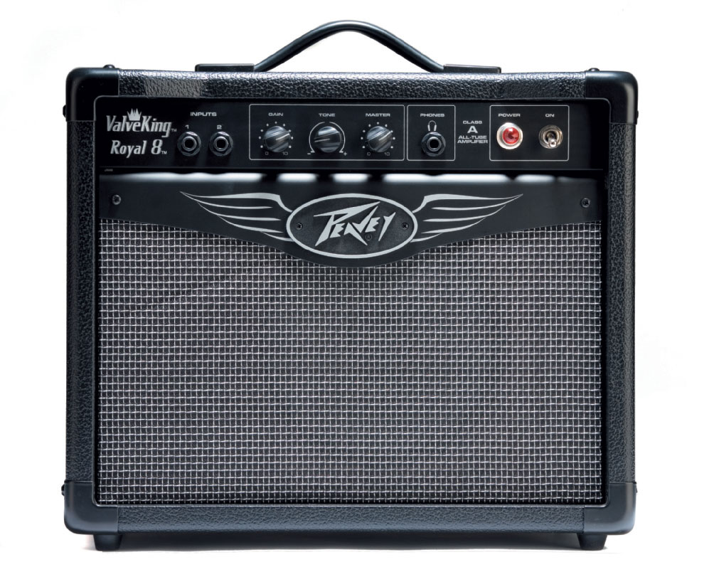 Peavey ValveKing Royal 8 im Test | GITARRE & BASS