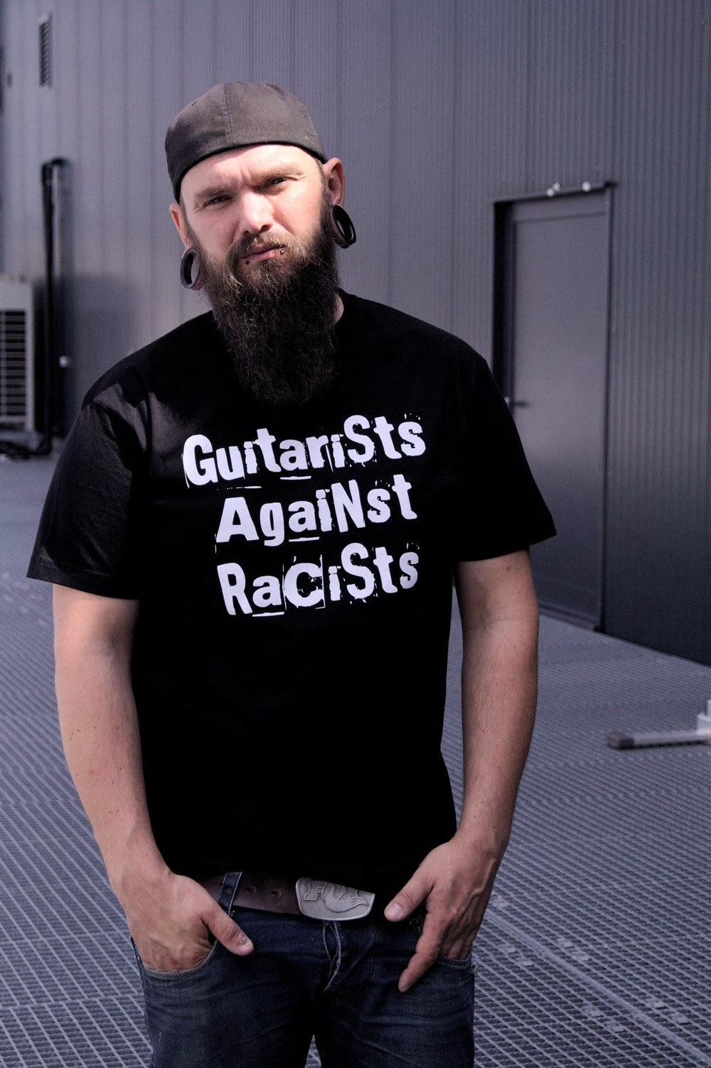 Guitarists against Racists1