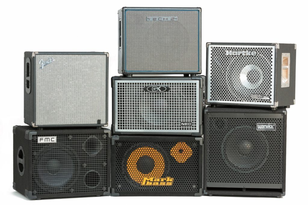 1x12 Bass Boxen