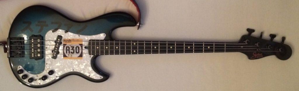 Ganzer Bass