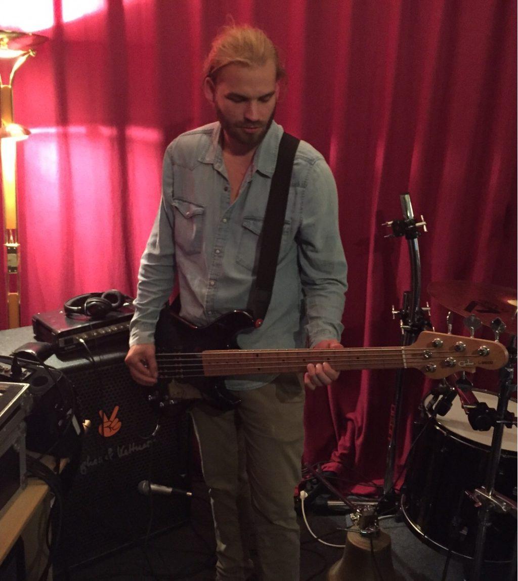 Bass Im Proberaum