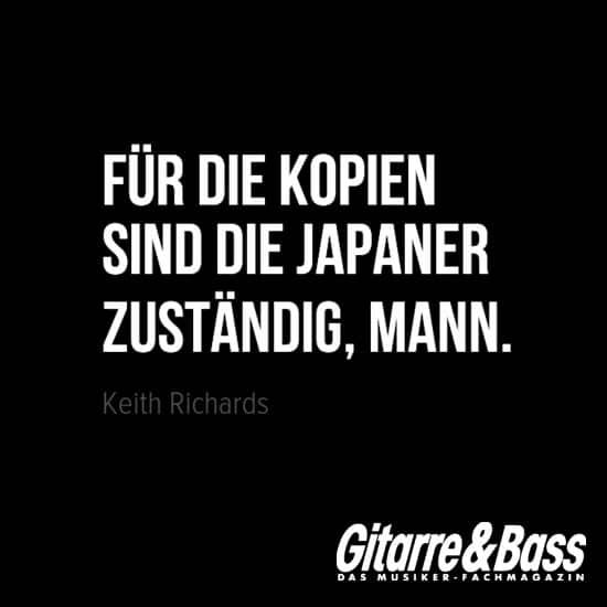 Zitat von Keith Richards