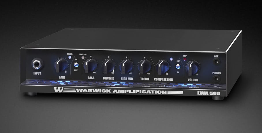 Warwick LWA 2015