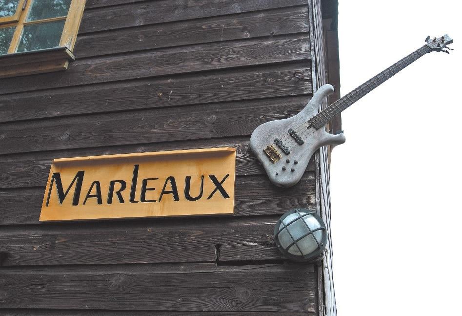 Zu Gast bei Marleaux