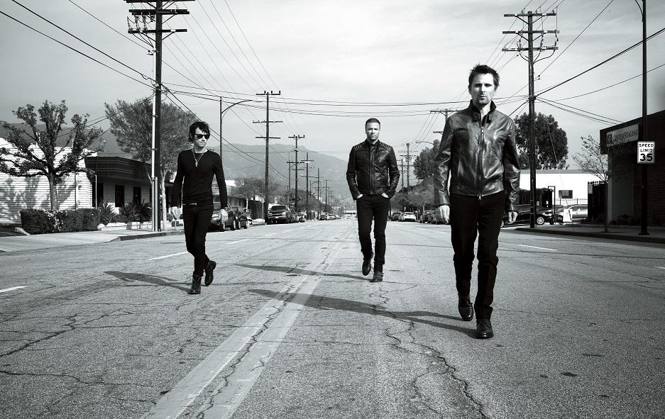 Die Rockband Muse