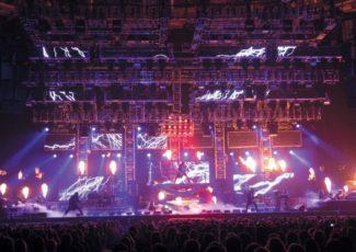 TSO Auf der Bühne - Savatage