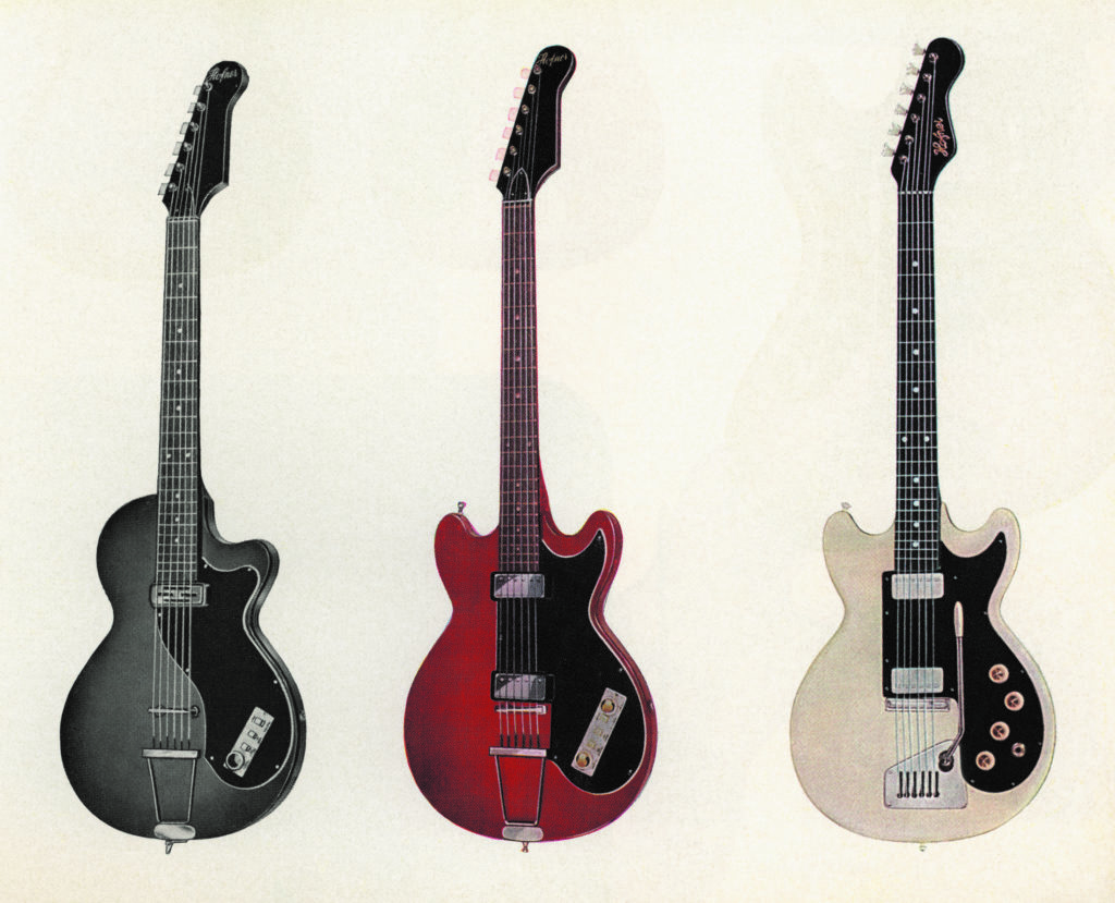 Höfner Gitarren