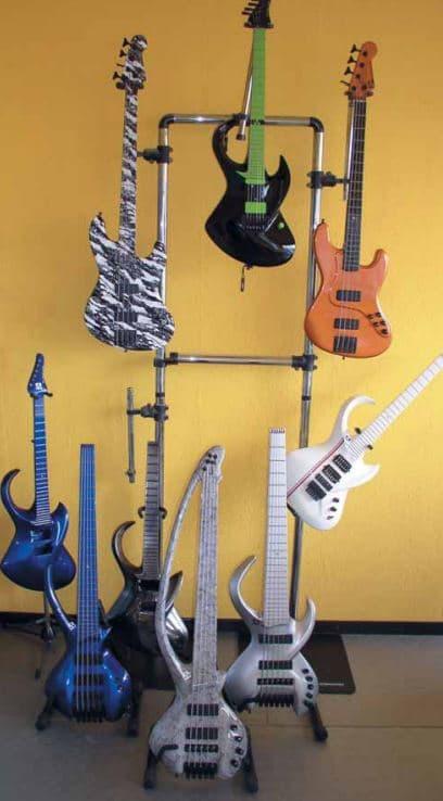 Bass-Auswahl