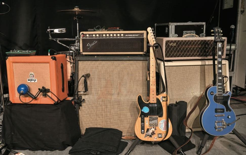Band-Equipement