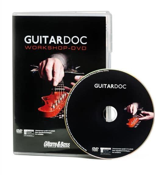Gitarre Einstellen mit der Guitar Doc DVD