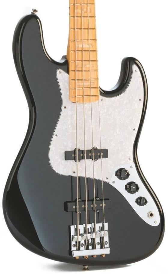 der fender usa geddy lee jazz bass im test gitarre bass. Black Bedroom Furniture Sets. Home Design Ideas