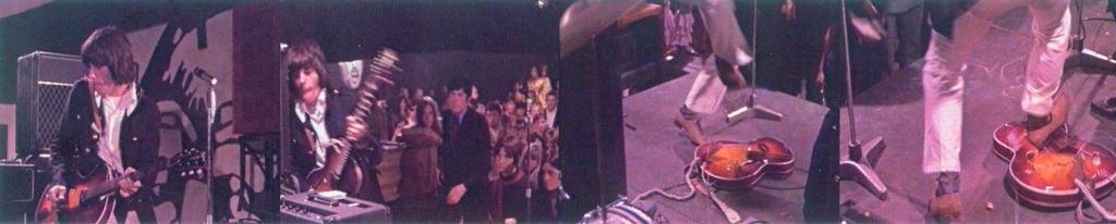 Bilderreihe mit Jeff Beck