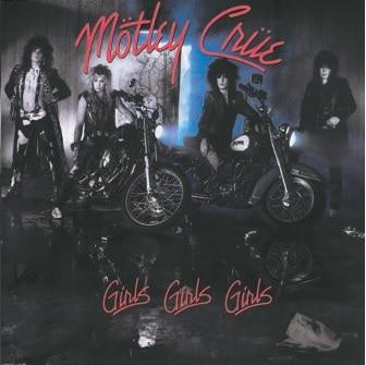 Mötley Crüe Girls Gilrs Girls cover
